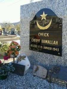 Cheikh Hamallah cimetière