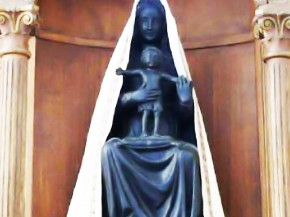 vierge noire