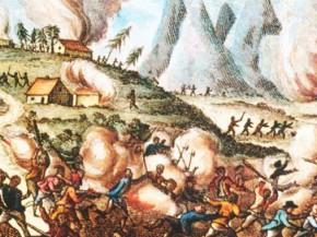 révolte Haïti