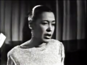 Billie Holiday image video