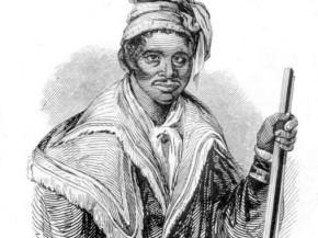 Abraham chef des Séminoles noirs