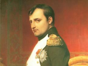 Napoléon debout