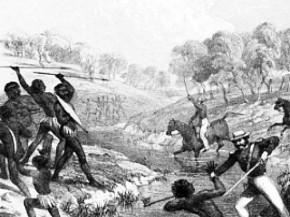 massacre aborigènes