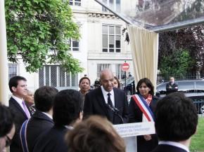 commémoration eclavage 2014 Paris