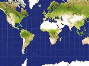 Le monde selon Mercator