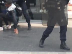 violences négrophobes paris 24 mars 2016